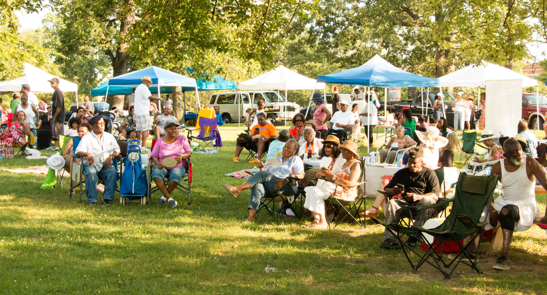 Druid Hill Farmer Market Concert