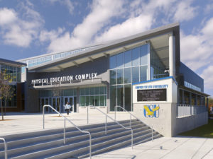 Coppin Fitness Center