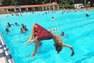Druid Hill Park Pool