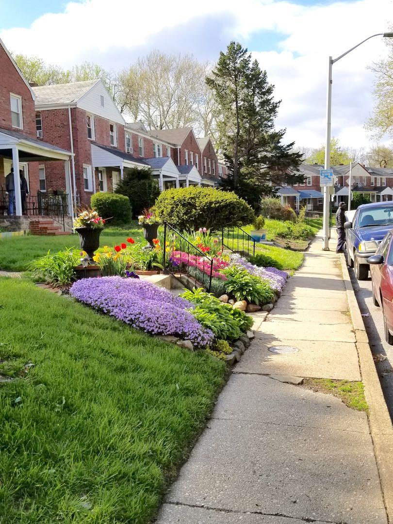 GMCC sidewalk