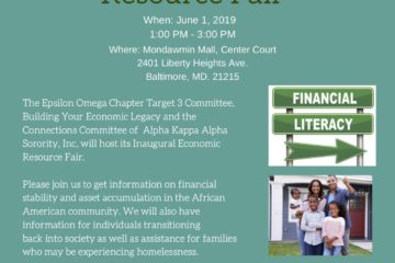 Inaugural Economic Resource Fair